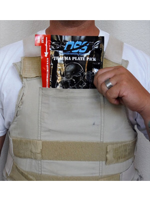 Officer Survival Solutions - Trauma Plate Pack